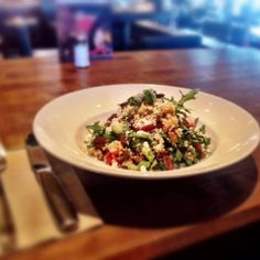 The Quinoa Salad #yum #healthy #glutenfree