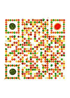 Diseño código QR para Mercat de Mercats 2014 realizado por QR tuning.  #diseño #design #qrcode #codigosqr #codigoQR #bidi #qr #marketing #publicidad #code