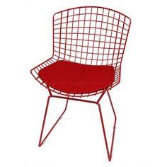Cadeira CM0005 Vermelho - Mobizza