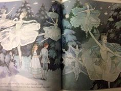 The Nutcracker- Clara and Prince and the dance of Snowflakes