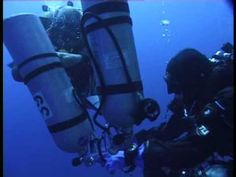 201 meters in Blue Hole. Dahab. My 2d dive on 200+ - YouTube