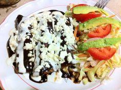 ENCHILADAS DE MOLE por Analu Dgc #enchiladas #mexican #mole #chef #diy #platillo #chef #easy #receta #recetasitacate #itacate #aniversario #fiestas