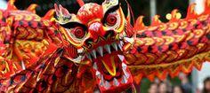 Resultado de imagem para dragão chines