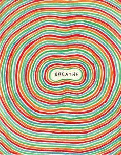 typography | breathe