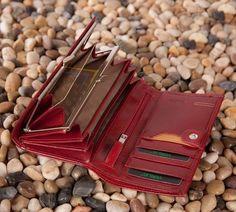 Damski portfel ze skóry z kolekcji LONDON 29