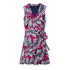 Stitch Fix Summer Styles: Sleeveless Wrap Dress