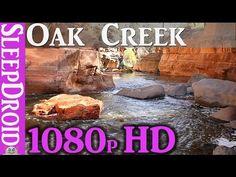 Oak Creek Canyon outside Sedona, Arizona in 1080p HD Video - SleepDroid Studios