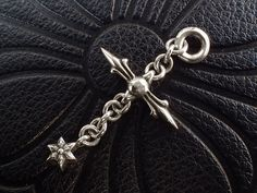 CHROME HEARTS Rolly Cross Charm