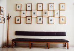 Appartamenti del Rettore dell'Università di Padova-Appartamenti del Rettore, La Sala di attesa, Gio Ponti (photo Bergamin)