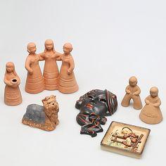 PARTI KERAMIK, 7 delar, bl, a Maria Ericson, Jie Sweden, Irma Yourstone. Upsala-Ekeby. Keramik & Porslin - Europeiskt – Auctionet