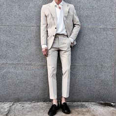 New style classic elegant men 41 ideas Korean Fashion Men, Boy Fashion, Mens Fashion, Fashion Outfits, Korea Fashion, Street Casual Men, Semi Formal Outfits, Boyish Style, Men Formal