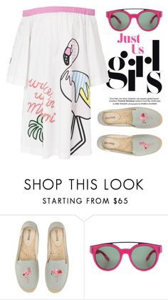 """Jun 17th (tfp) 3811"" by boxthoughts ❤ liked on Polyvore featuring Soludos, Givenchy, Mira Mikati and tfp"