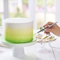 Cake Decorating Airbrush Kit At Lakeland : Agate inspired wedding cake Wedding Cakes and Sweets ...
