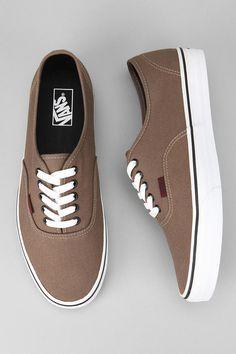 f539bfc5d69d Vans Authentic Sneaker  UrbanOutfitters Men s Casual Fashion
