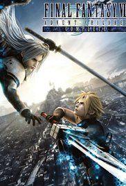 Final Fantasy 7-Advent Children (2005) - Tetsuya Nomura, Takeshi Nozue. (Japan).