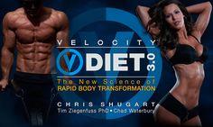 The Velocity Diet: Rapid Body Transformation in 28 Days #diet #VDiet