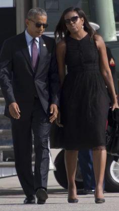 President Of The United States Barack Obama | First Lady Of The United States Michelle Obama | September 21, 2016