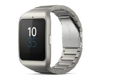 Sony is about to launch a stainless steel version of the SmartWatch 3 #CES2015