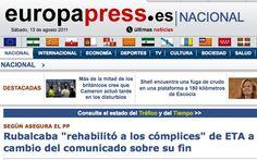 La crisis llega a las agencias: Europa Press comunica la salida de siete trabajadores.