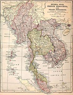 Franco - Thai War - Google Search Photo Memories, Vintage Photos, Vintage World Maps, War, Google Search, Old Photos