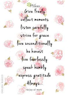 Everyday Little Secrets of Joy February|Day18