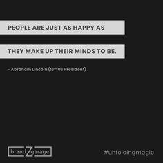 Your Innovation Partner Good Morning Post, Happy Minds, Us Presidents, Quotes Motivation, App Development, Abraham Lincoln, Happy Life, Philosophy, Digital Marketing