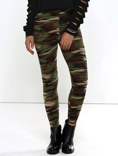 SHARE & Get it FREE | Camo Print High Waisted LeggingsFor Fashion Lovers only:80,000+ Items • New Arrivals Daily • Affordable Casual to Chic for Every Occasion Join Sammydress: Get YOUR $50 NOW!