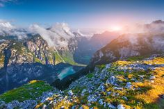 Dolomites mountains and Dürrensee lake in Italy's South Tyrol Prayer For Today, South Tyrol, Beautiful Scenery, Travel Goals, Fresh Water, Bing Images, Places To Go, National Parks, Italy
