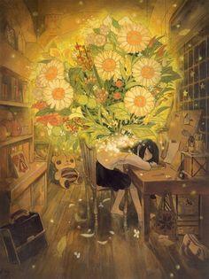 art, illustration, //