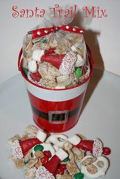 Santa Party Mix