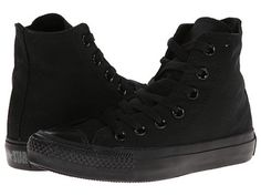 CONVERSE Chuck Taylor® All Star® Core Hi Tops Monochrome Black $45 AVAILABLE FROM BEACH HIPPIE * PURCHASES INCLUDE NORTON SHOPPER PROTECTION & LOWEST PRICE GUARANTEE W/FREE WORLD SHIPPING * BUY HERE: http://www.beachhippieinc.net/converse-chuck-taylor-all-star-core-hi-tops-monochrome-black-45-ships-free/