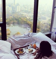 breaky with a view