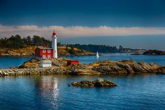 Fisgard Lighthouse in Victoria Canada by Carrie Cole on 500px