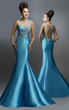 Awesome Pageant Formal Party Gowns 2016-17