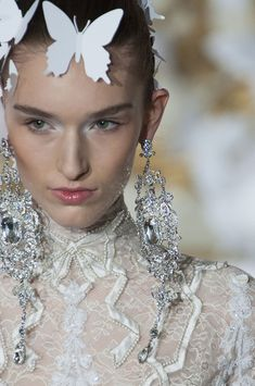 Alexis Mabile at couture spring 2014