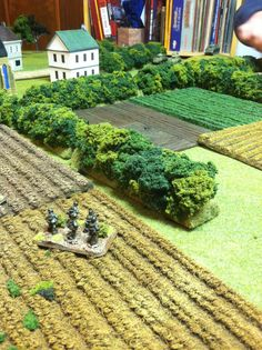 The Dale Wardens 15mm Flames of War Germans