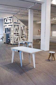 super nice cnc furniture. by jurgen bey.