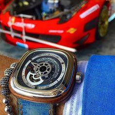 17f986c71de 10 Best watch seven friday images