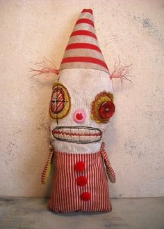 Art dolls | Needlework News | CraftGossip.com
