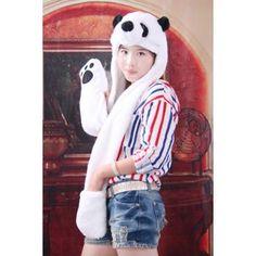 Panda sapka