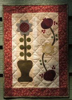 Shakerwood Woolens: Finished quilts