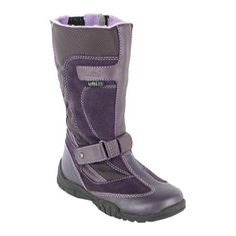 Kids Umi Baylle Rain Boots Purple Rubber - ONLY $89.95