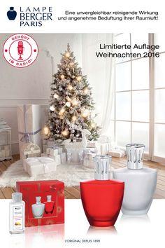 Luxury Lampe Berger Paris Weihnachts Set