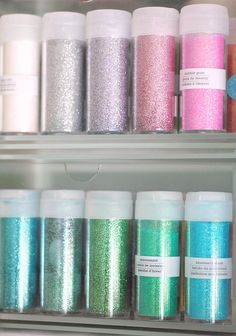 Martha Stewart Glitter | Flickr - Photo Sharing!