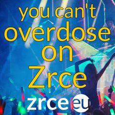 You can't overdose on Zrce #zrce #novalja #otokpag #inselpag #partybeach #summer #festival #zrcebeach #croatia #kroatien #hrvatska #beach #partyurlaub
