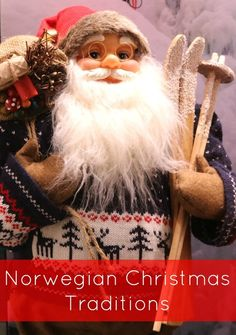 Wondering what #Christmas in #Norway is like? Click through to read all about Norwegian Christmas traditions and most importantly, the FOOOOOD!!! :)