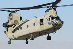 CH47F Chinook - USA, in Afghanistan, 2013