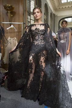 Zuhair Murad Fall 2017 Haute Couture – In Fashion Daily www.puddycatshoes.com