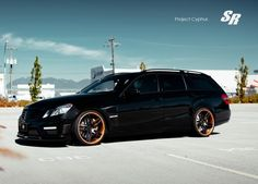SR Auto Group BRABUS Mercedes-Benz E 63 AMG wagon