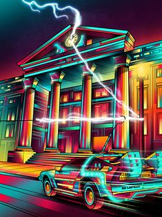 Hill Valley • Flux Capacitor Experience